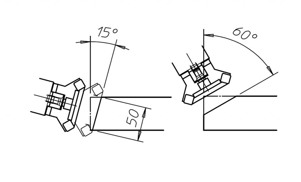 СМФ 900 Схема обработки